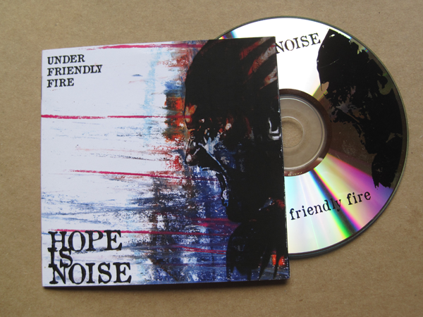 Hope is Noise, CD Book
